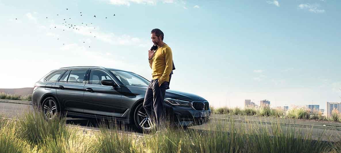 Entspannen mit dem BMW Abo in Schweiz.